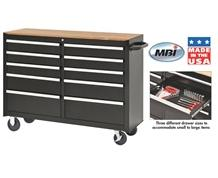 10 DRAWER MOBILE WORKCENTER